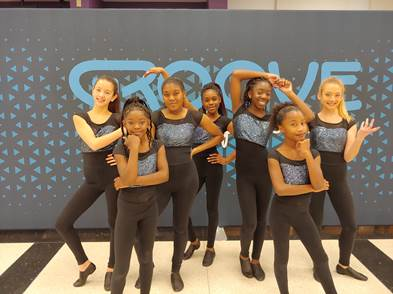 OMS Edge Dance Company Wins at Competition