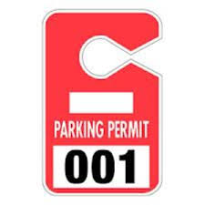 Parking Pass Application: