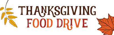 Thanksgiving House Food Drive