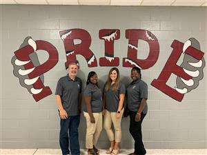 2019-2020 DMS Counseling Team