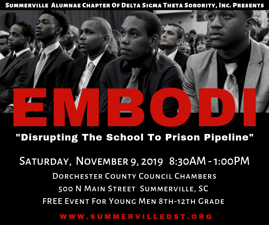 Disrupting the School to Prison Pipeline Seminar