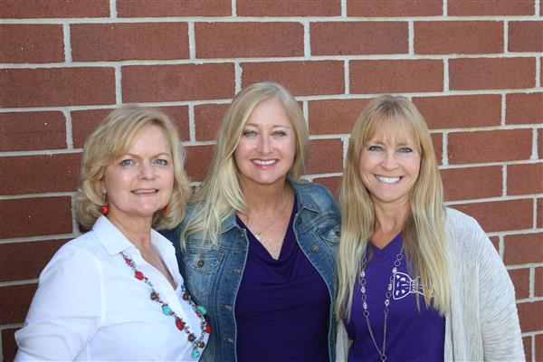 Mrs. Familia, Mrs. Story and Mrs. Ihrig