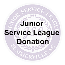 Thank you, Junior Service League of Summerville